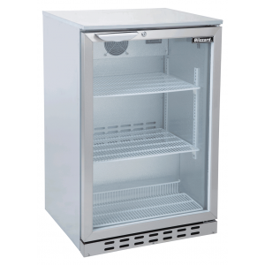 Single Door Bottle Cooler Model USS 220 DTKL