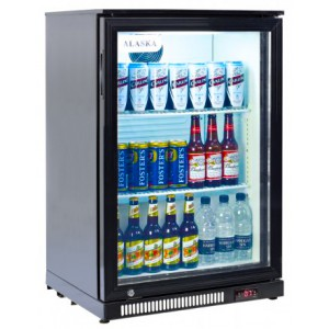 Single Door Bottle Cooler Model USS 374 DTKL
