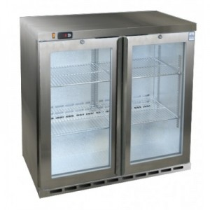 Double Door Bottle Cooler Model USS 1200 DIKL