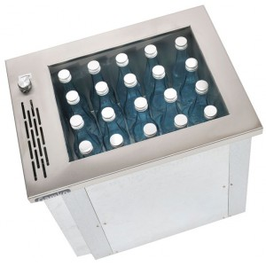 Counter Top Bottle Cooler Model USS 95 DTKL